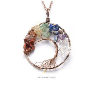 Jewelry - Tree of Life Pendant Necklace,Spiritual Gifts